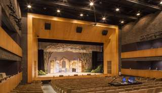 Dunfield Theatre Electrical Work
