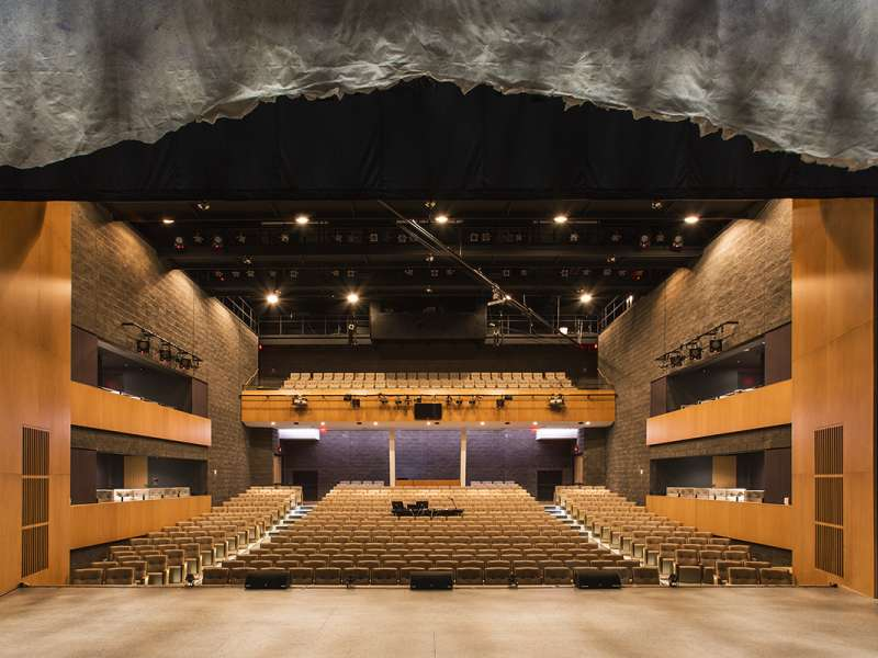 Dunfield Theatre Electrical Systems