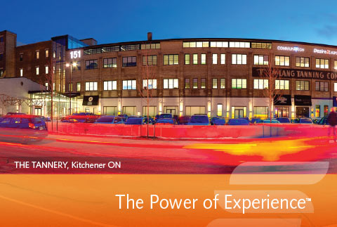 The Power of Experience - The Tannery Electrical Project completed by Stecho Electric Project